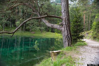 Ajaib, Lembah Ini Berubah jadi Danau Saat Musim Panas Tiba