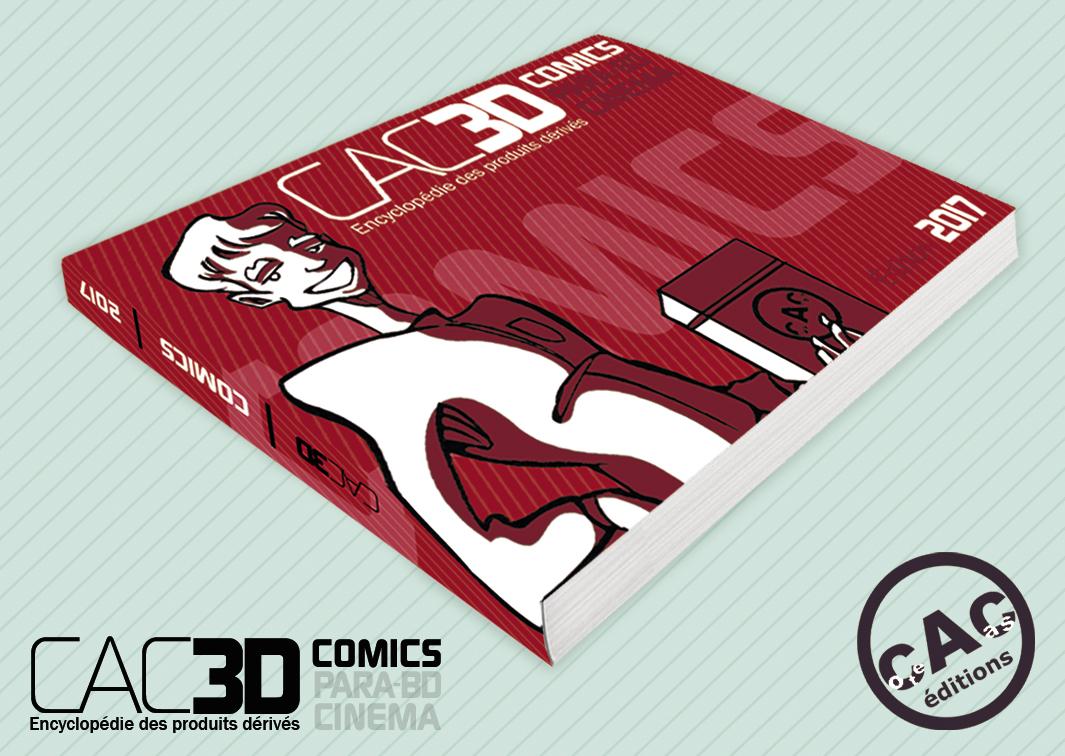 cac3d comics 2017 : Commande sur fana Collec Banniere-08