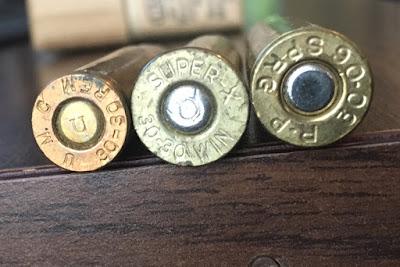 .30-30 Remington .30-30 Winchester 30-06 picture