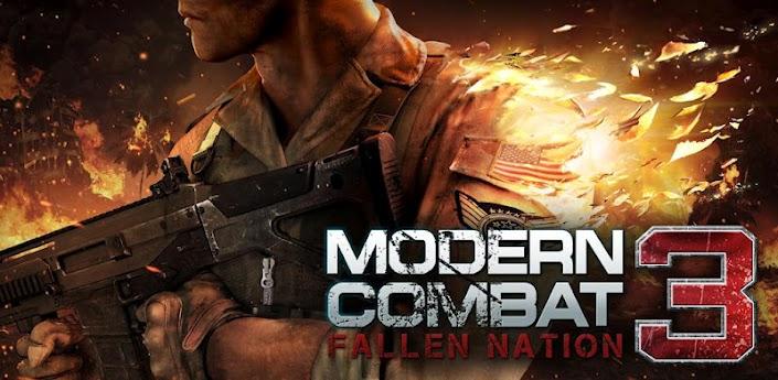 Modern Combat 4 Zero Hour APK Download by