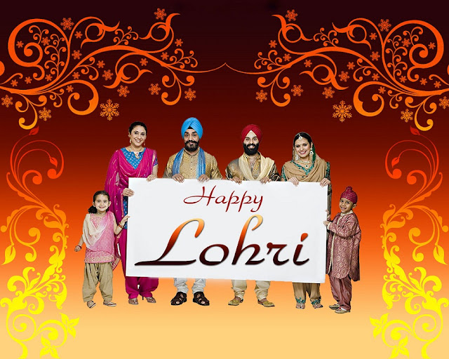 Happy Lohri Pictures