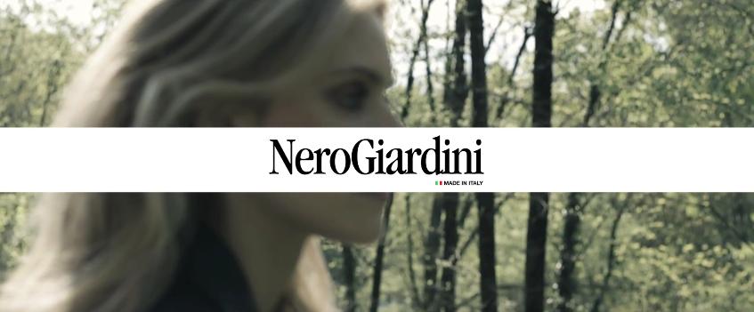 Pubblicit nero giardini testimonial e canzone ultimo - Giardini di marzo collezione ...