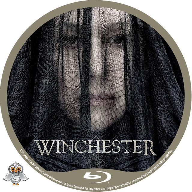Winchester Bluray Label