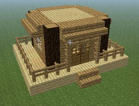 Minecraft Build Or Survive How To Build A Cool Small House