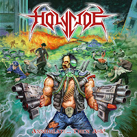 "Holycide - ""Annihilate... Then Ask"""