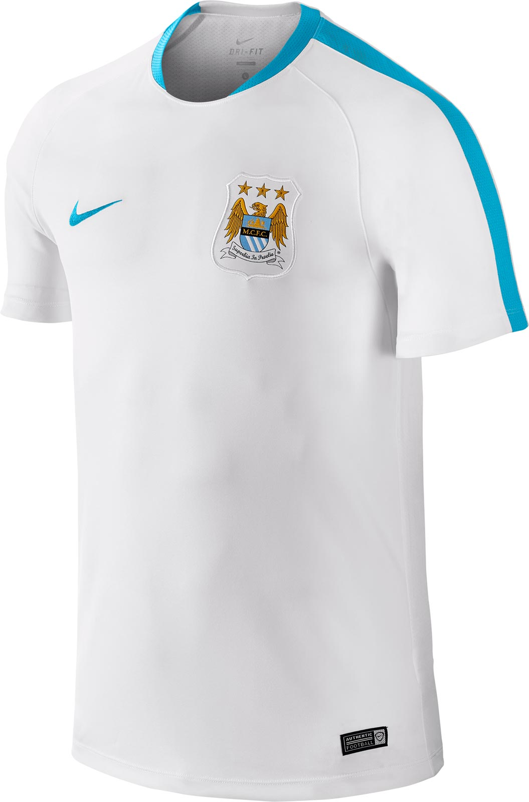 Manchester City 2016 Pre-Match and Training Shirts Released