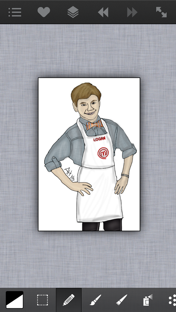 Winner Logan Guleff USA Champion  MasterChef Junior Season 2