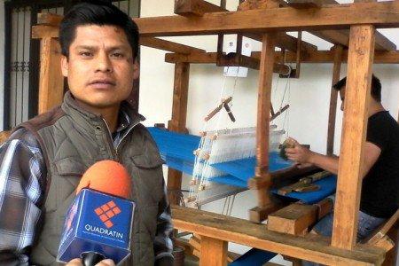 AL RESCATE DEL TEJIDO TELAR EN PEDAL: NÚÑEZ CRUZ
