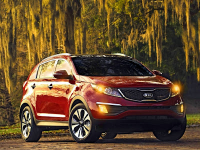 KIA Sportage SX Standard Resolution HD Wallpaper 4
