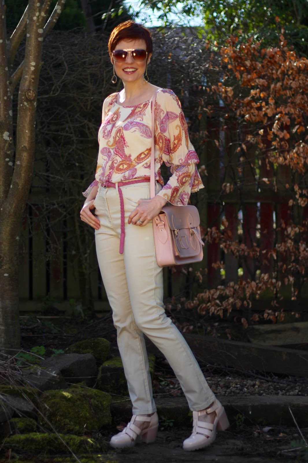 Making Statement Sleeves Wearable | Buff, Pink & Nude | Soft Tones for Spring | Fake Fabulous
