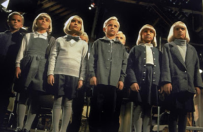 Village of the Damned 1995 movie still children John Carpenter