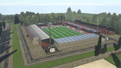 PES 2019 Stadium Dean Court / Vitality Stadium by Gavi83