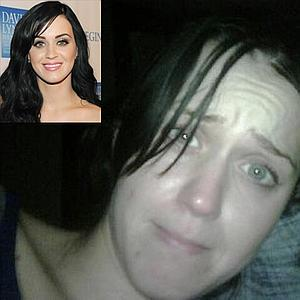 katy perry no makeup