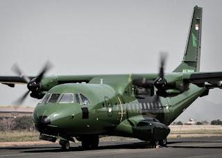 CN235-200 Military Transport Nepal
