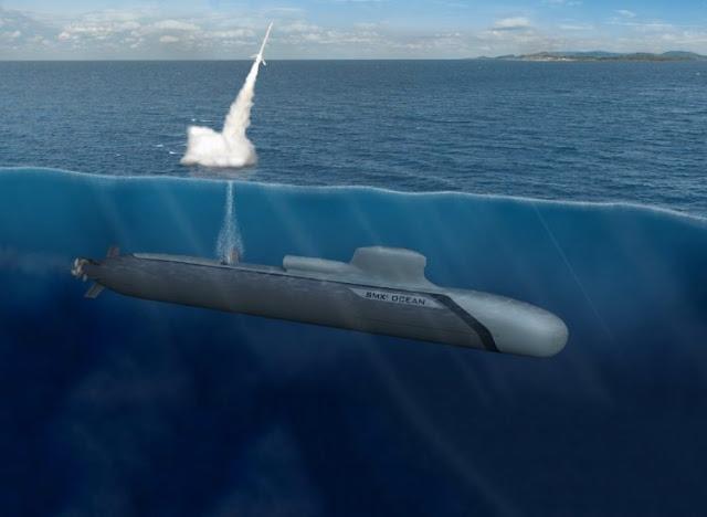 Indonesia - DCNS Prancis, Jajaki Kerja Sama Membuat Kapal Selam
