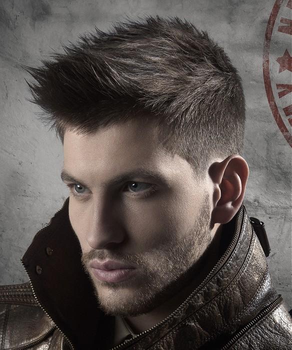 La moda en tu cabello modernos cortes de pelo para for Cortes de cabello corto para hombres