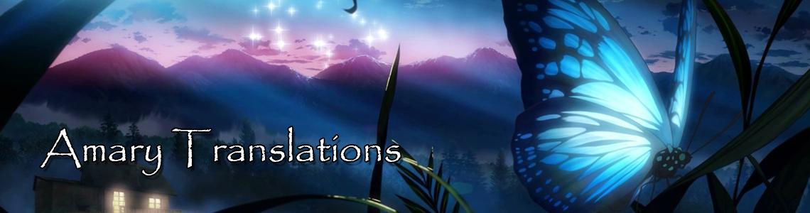 Amary Translations - Japanese Light Novels in English