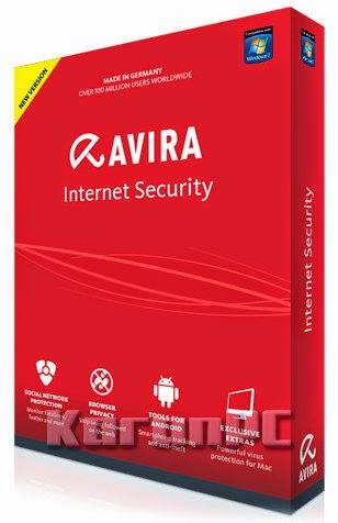 Avira Internet Security 15.0.8.624 + Key