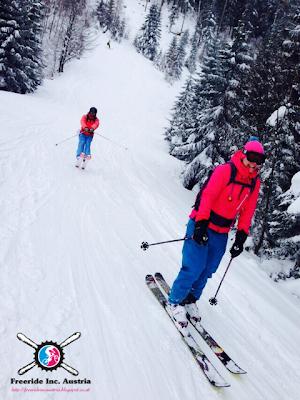 Skigebietvergleich Tirol