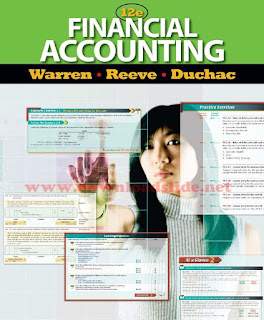 Financial Accounting 12th Edition by Warren, Reeve, Duchac
