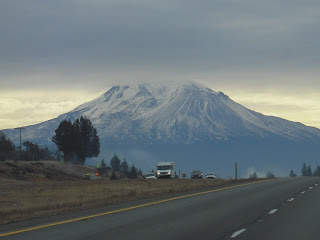 Photo of Mt. Shasta by Linda G. Hatton