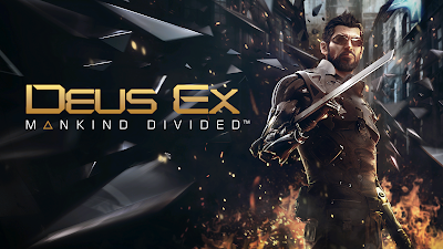 تحميل لعبه Deus Ex: Mankind Divided بكراك CPY