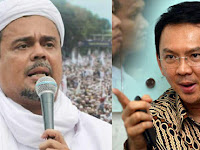 Gak Kapok! Habib Rizieq Jadi Saksi, Komentar Ahok Dinilai Melecehkan (Lagi)