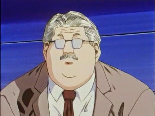 Mitsuyoshi Anzai - Top anime Guru paling ideal menurut Charapedia