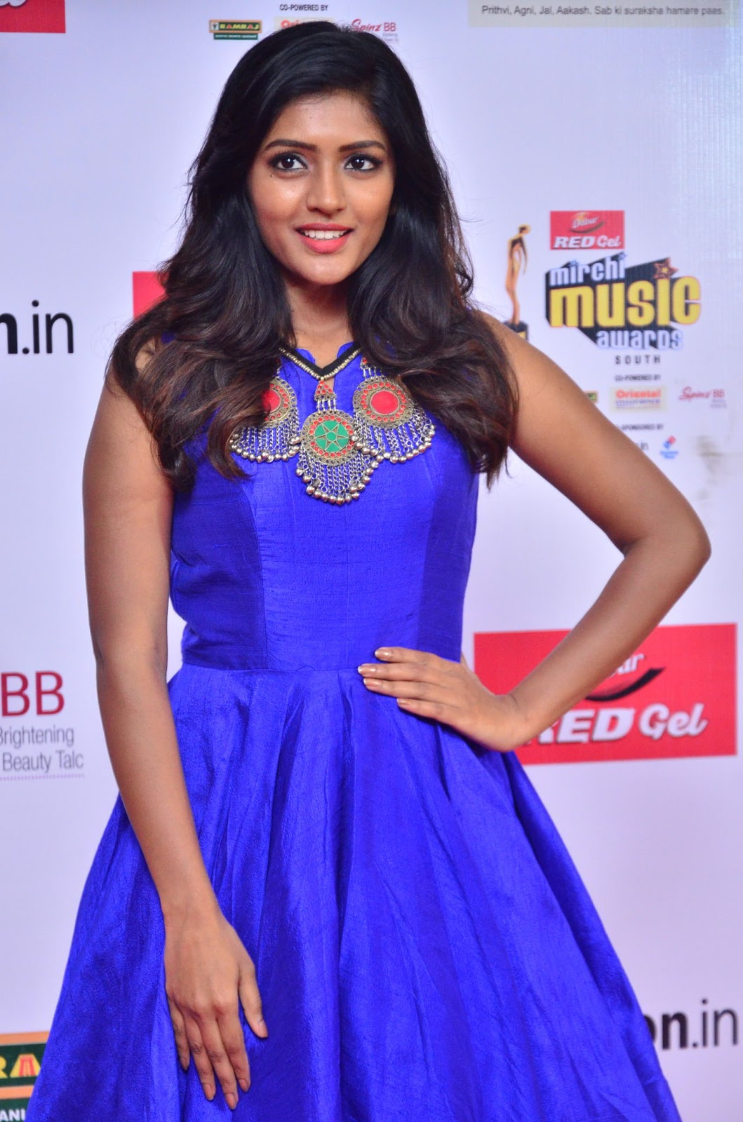 Eesha Rebba at Mirchi Music Awards South 2017 Stills