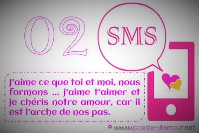 Image d'amour SMS