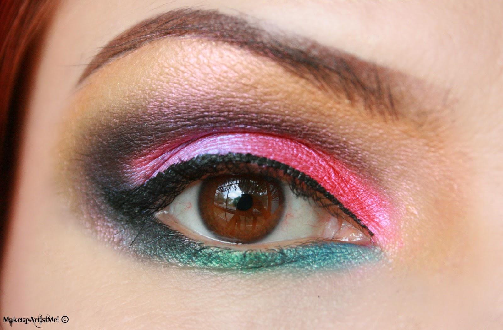 Make Up Artist Me Butterfly Makeup Tutorial
