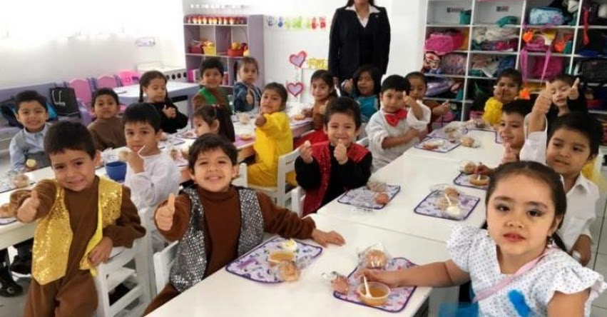 QALI WARMA: Programa social incluye puré de mango y quinua en la alimentación de niñas y niños de La Libertad - www.qaliwarma.gob.pe