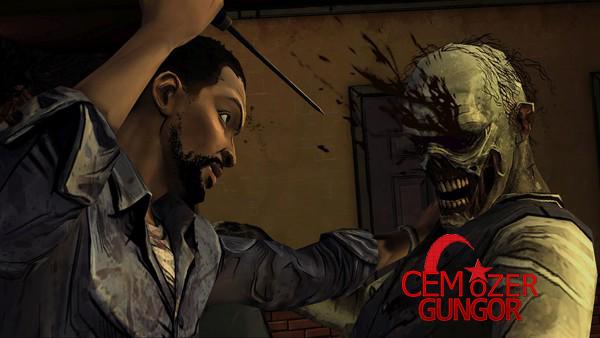 The Walking Dead: 1.Sezon Pc Oyunu Full İndir