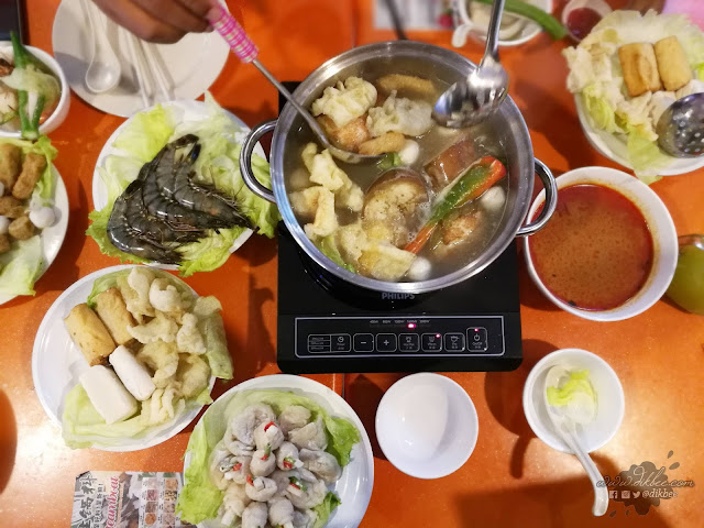 Set Special Steamboat Takeaway Dari AK Noodles House