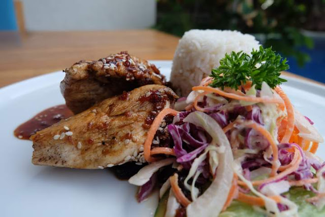 Pan Fried Chicken Breast JBB_Bali