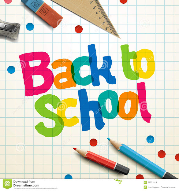Wele Back To School Stock Images