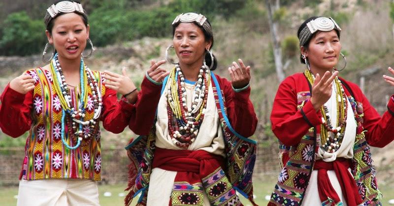 Traditional Costumes of Arunachal Pradesh