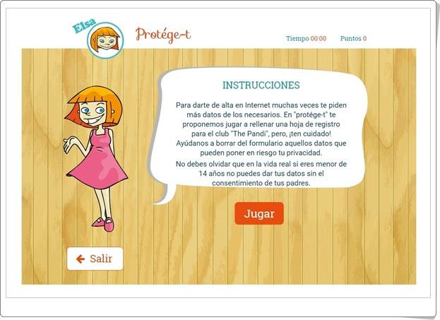 """Día de Internet Seguro, 7 de febrero: """"Pandijuegos"""" (Protección en las Redes Sociales)"""
