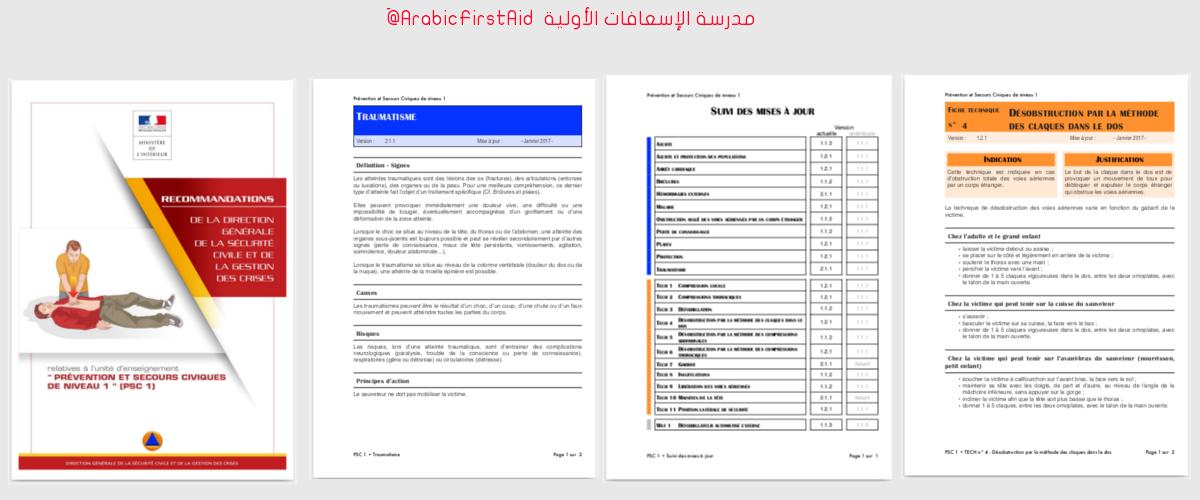 first aid manual pdf 2017