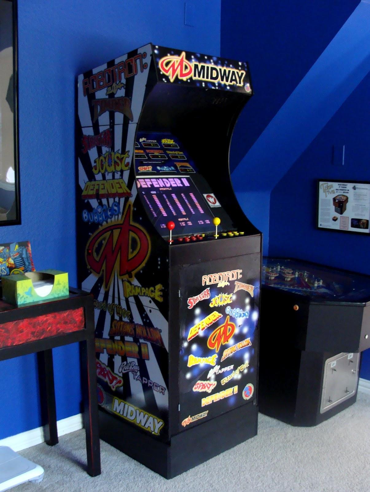 Amigonet Midway 12 In 1 Arcade