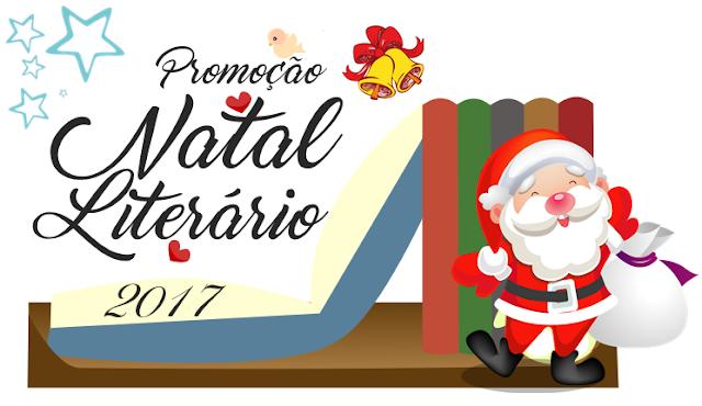 SORTEIO - Natal Literário