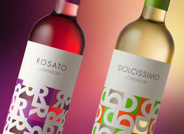 colore etichette design packaging grafica naming label
