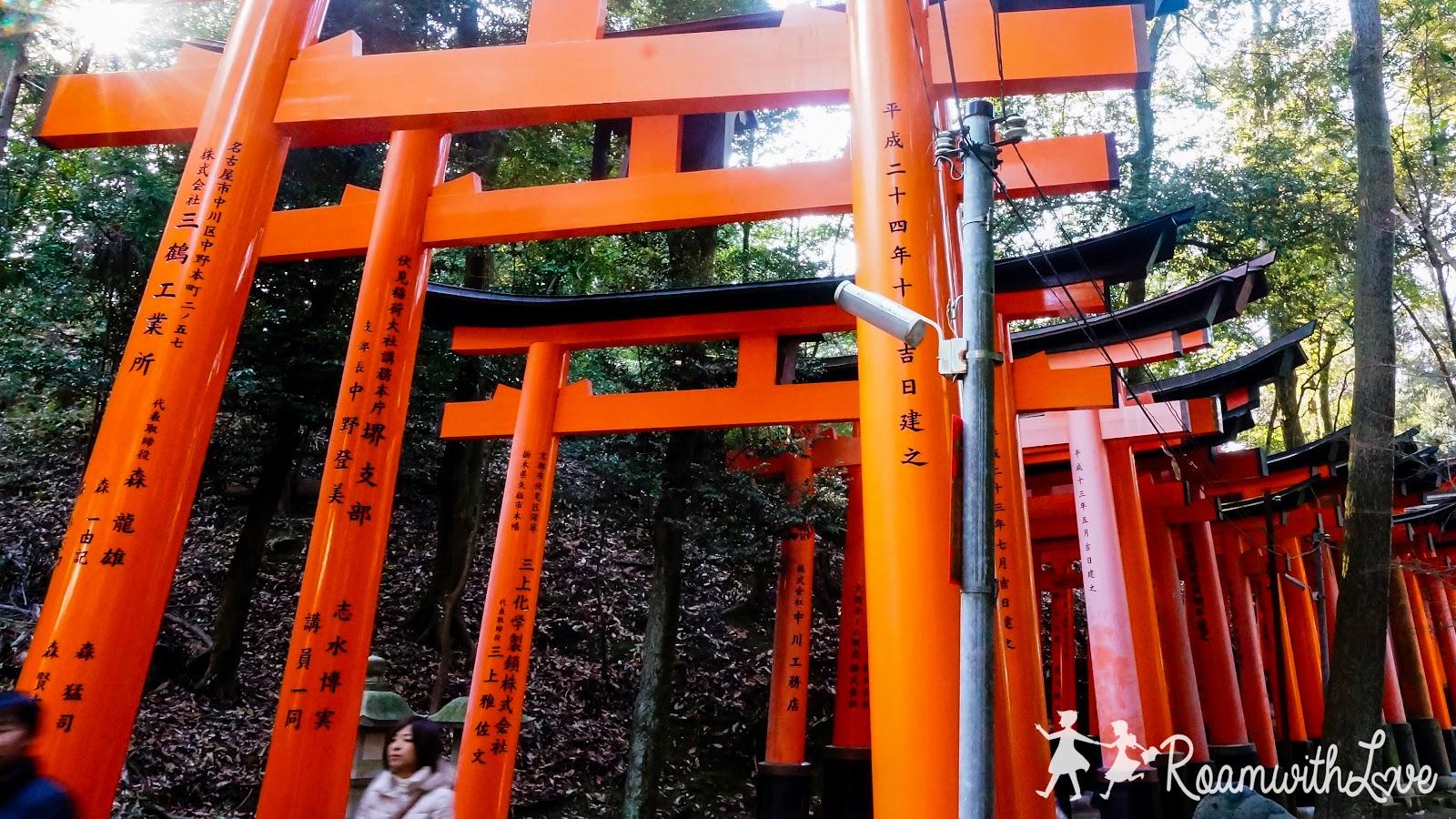 Japan,kyoto,review,เกีนวโต,รีวิว,ทริป,สวีท,ญี่ปุ่น,คันไซ,inari,fushimi,ฟูชิมิ อินาริ