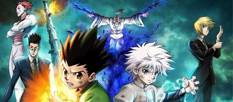 Hunter x Hunter Movie 2 - The Last Mission Arabic