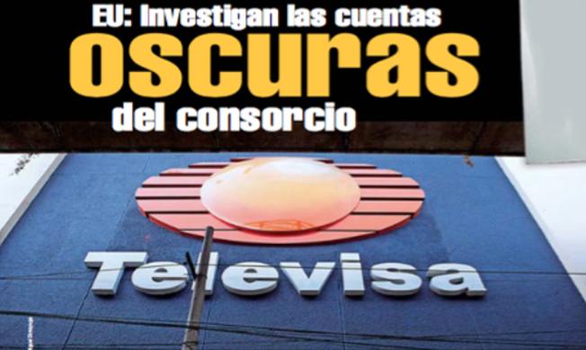 Resultado de imagen para EU: Investigan las cuentas oscuras del consorcio
