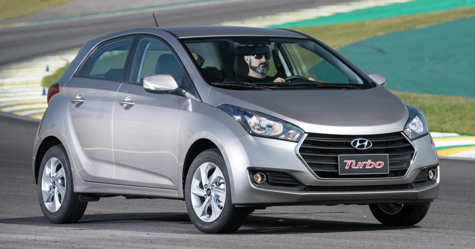 bc31566e99249 Hyundai HB20 Turbo chega ao mercado brasileiro