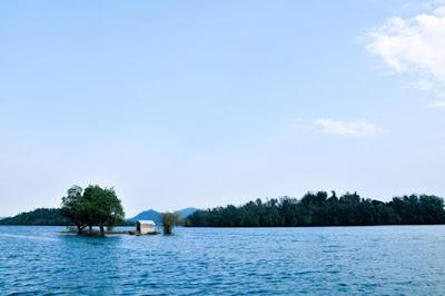 Trốn nóng ở Phú Ninh 2