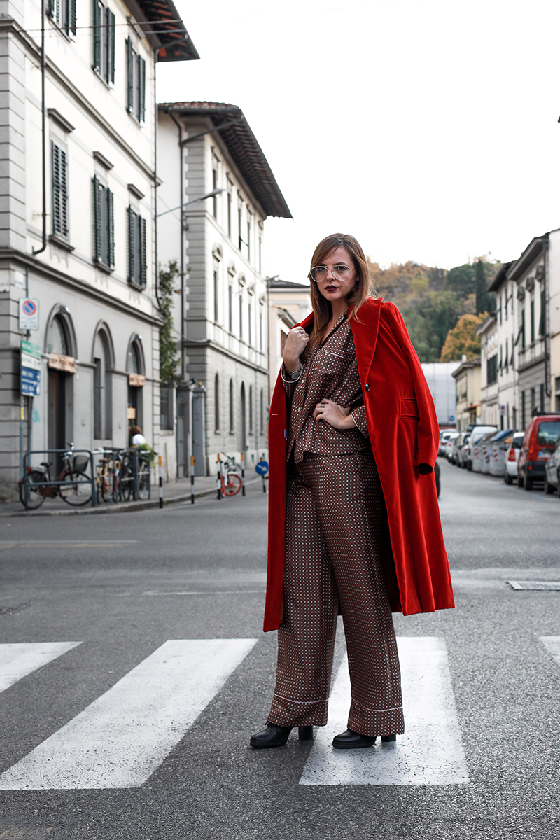 outfit pigiama style primavera 2018
