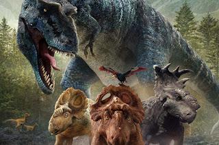 Dinozorlarla yurumek
