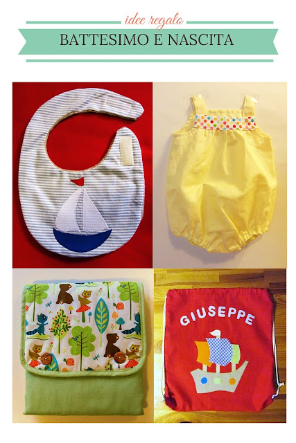 cucito creativo per neonati